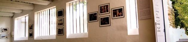 exposition à La Fabrique/trace de poète 2013