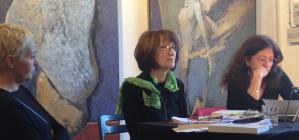 Adeline Yzac – lecture croisée français/occitan
