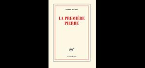 P. Jourde en complicité avec K. Desailly / F. Buteau lit un extrait de «La première pierre» / Galerie Pascal Lainé