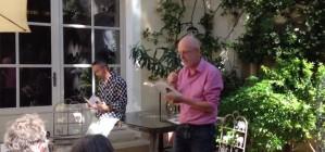 En vie(s). lecture par Benoît Chérel et Olivier Bastide.