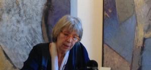Sylvie Durbec / lecture de Sanpatri et L'idiot(e)